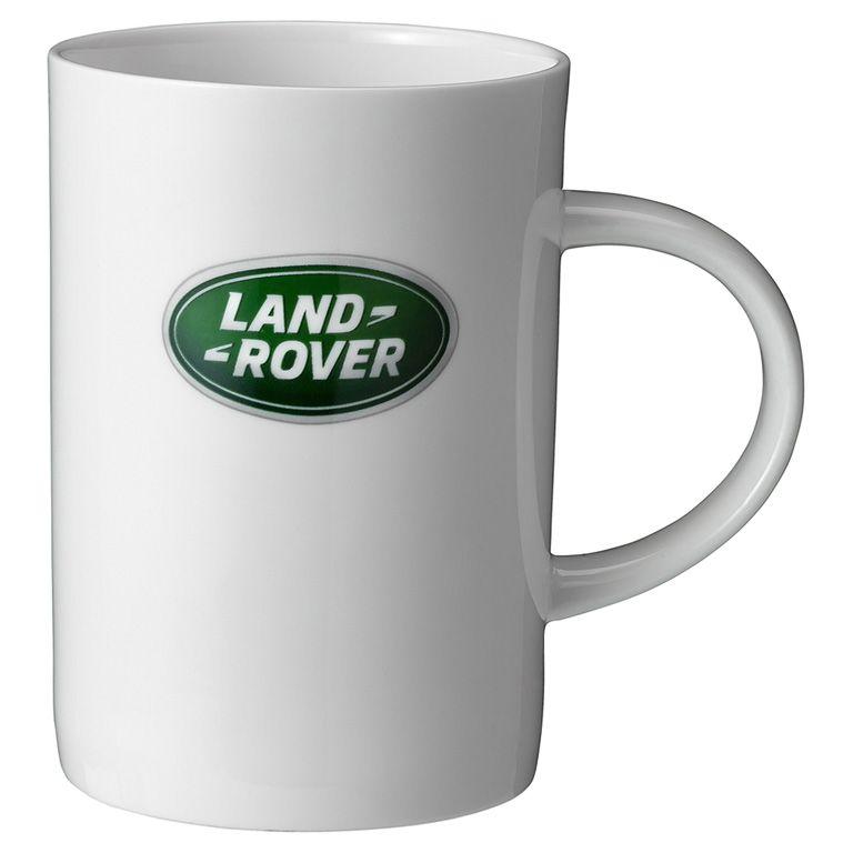Land Rover Logo Mug