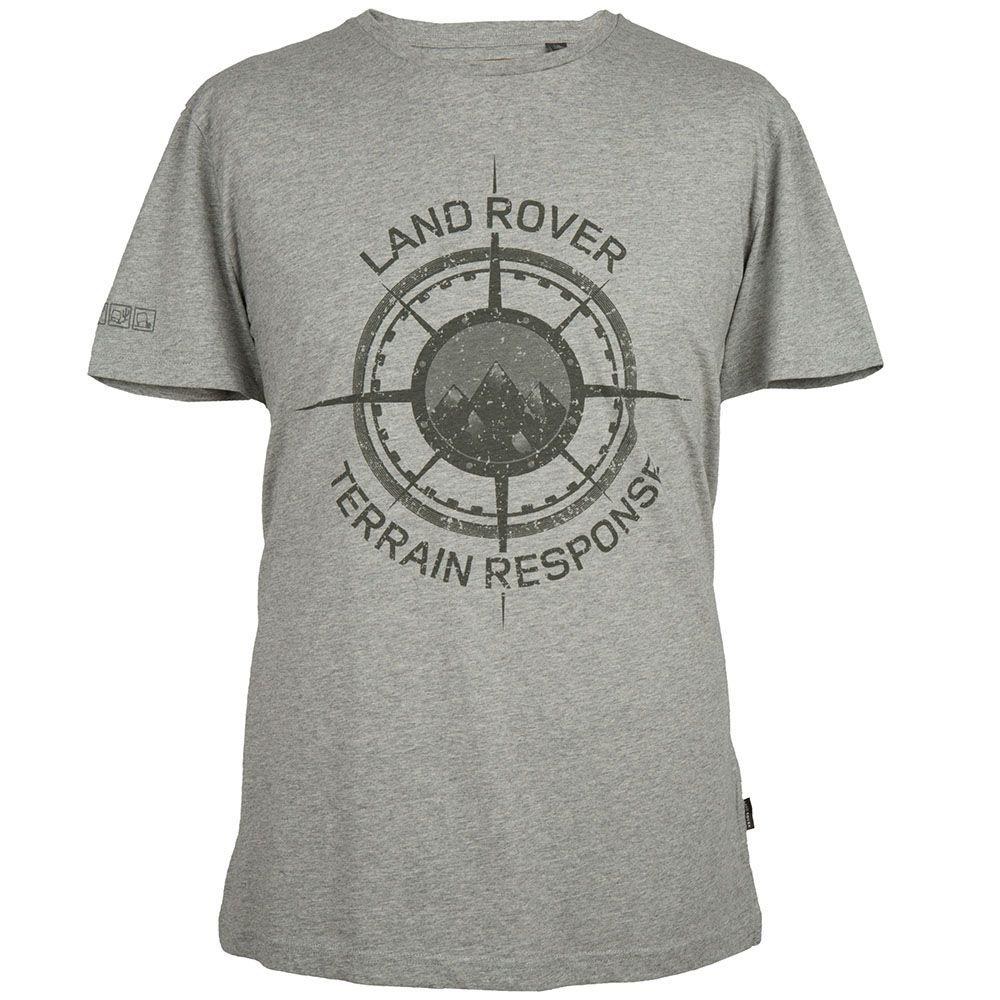 Men's Terrain Graphic T-Shirt