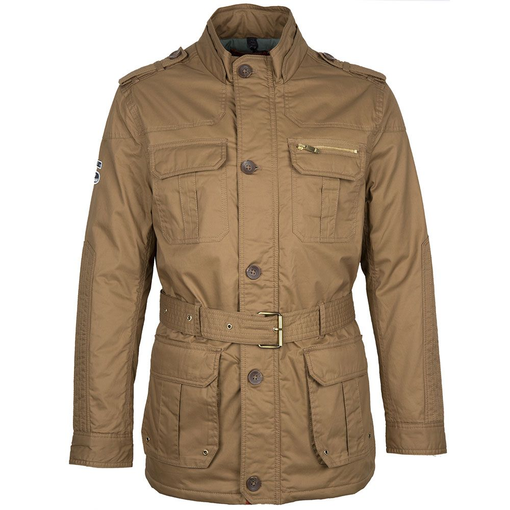 Men's Heritage Cotton Field Jacket