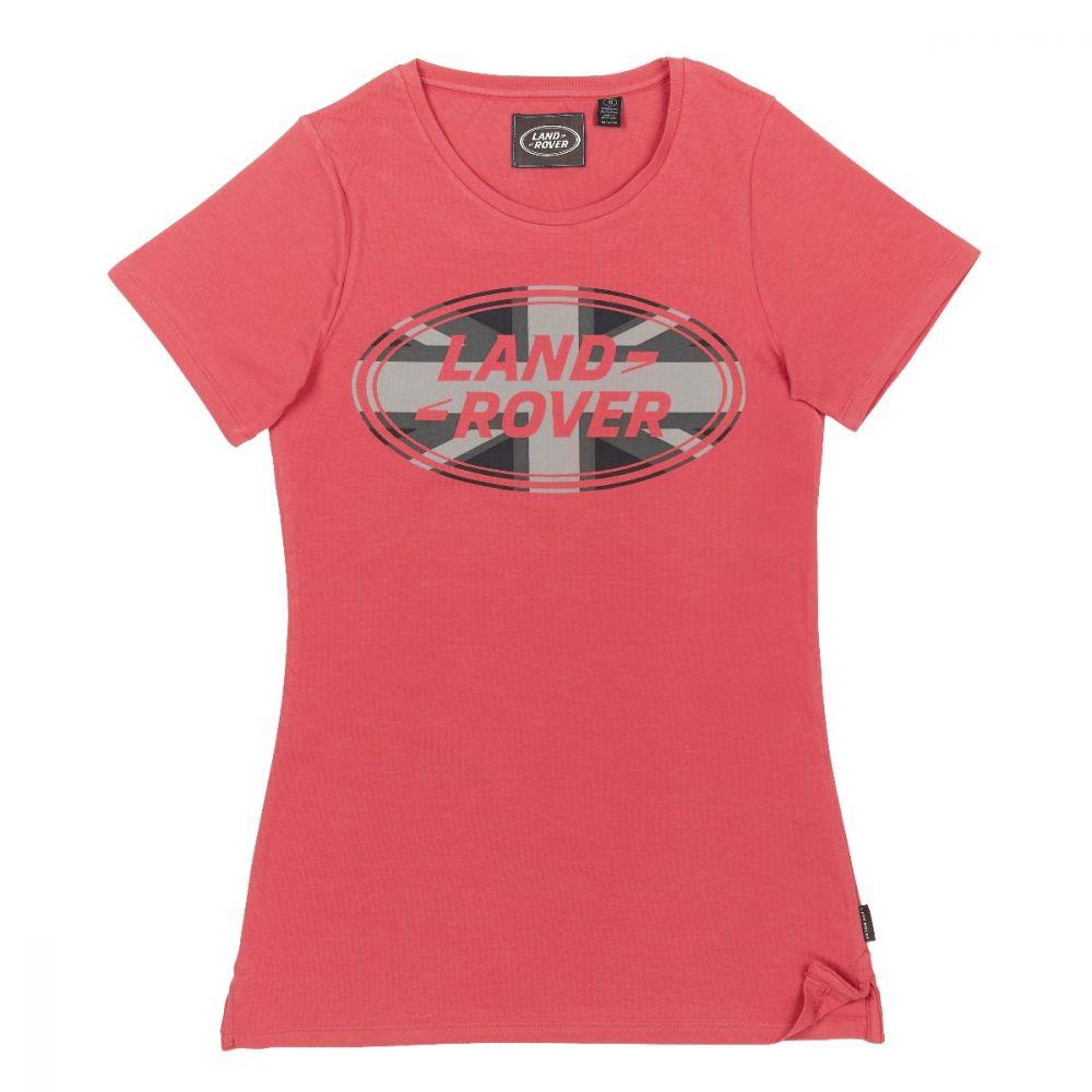 Women's Union Flag Graphic T-Shirt