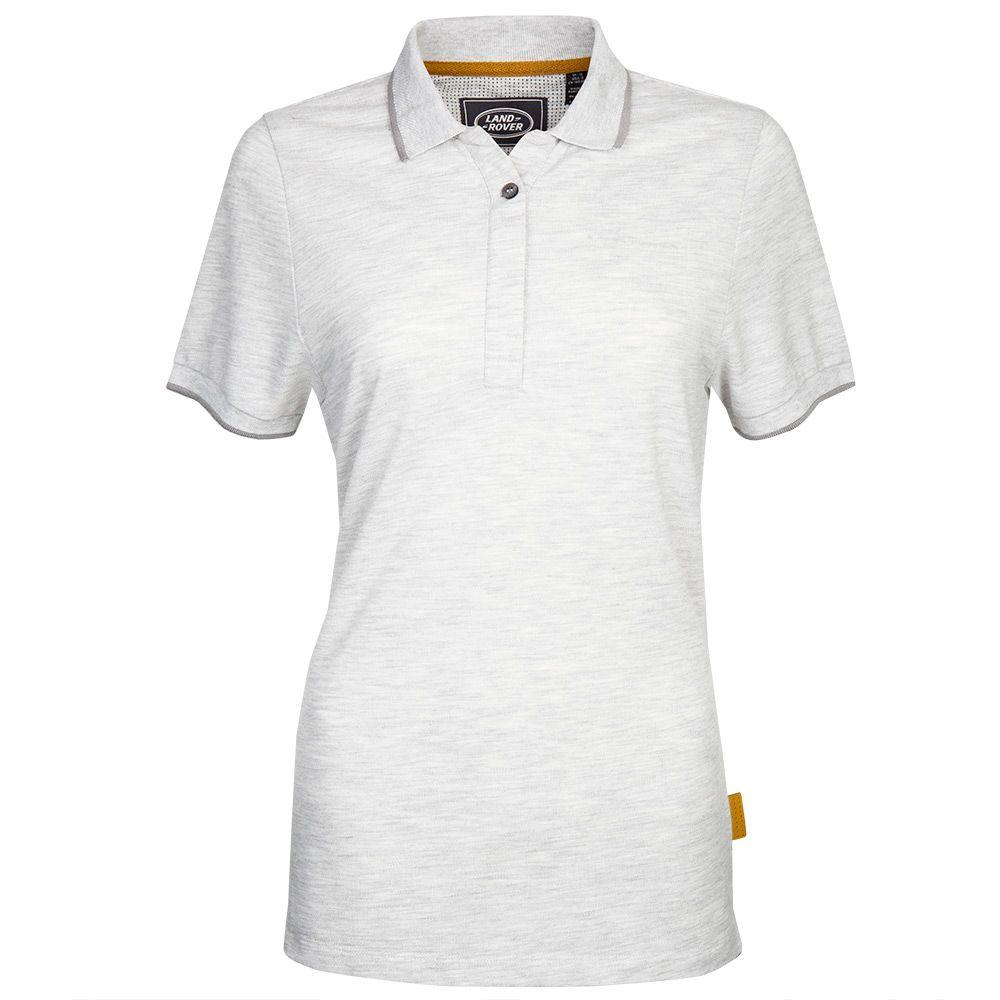 Women's Accent Collar Polo Shirt