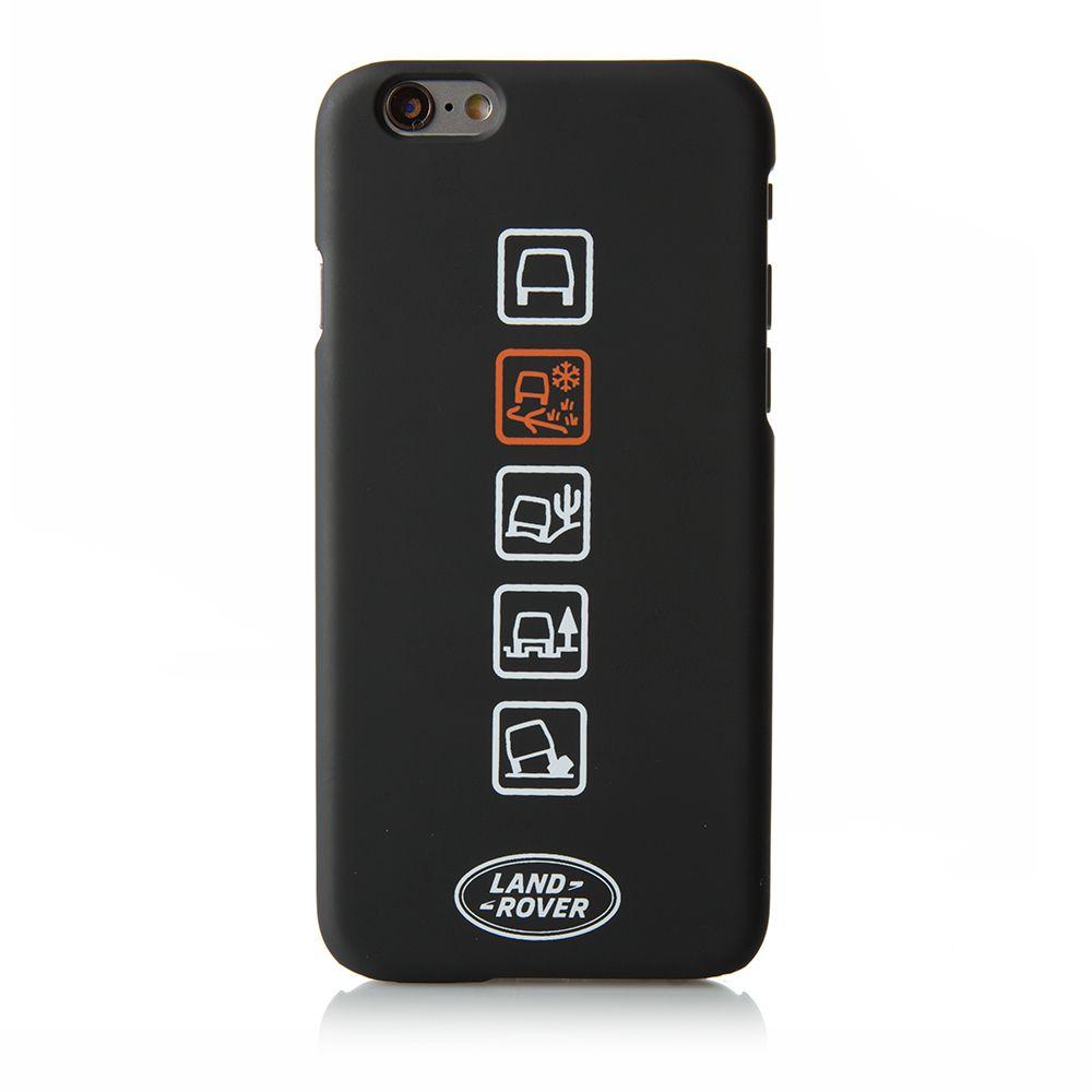 Terrain Icon iPhone Cover