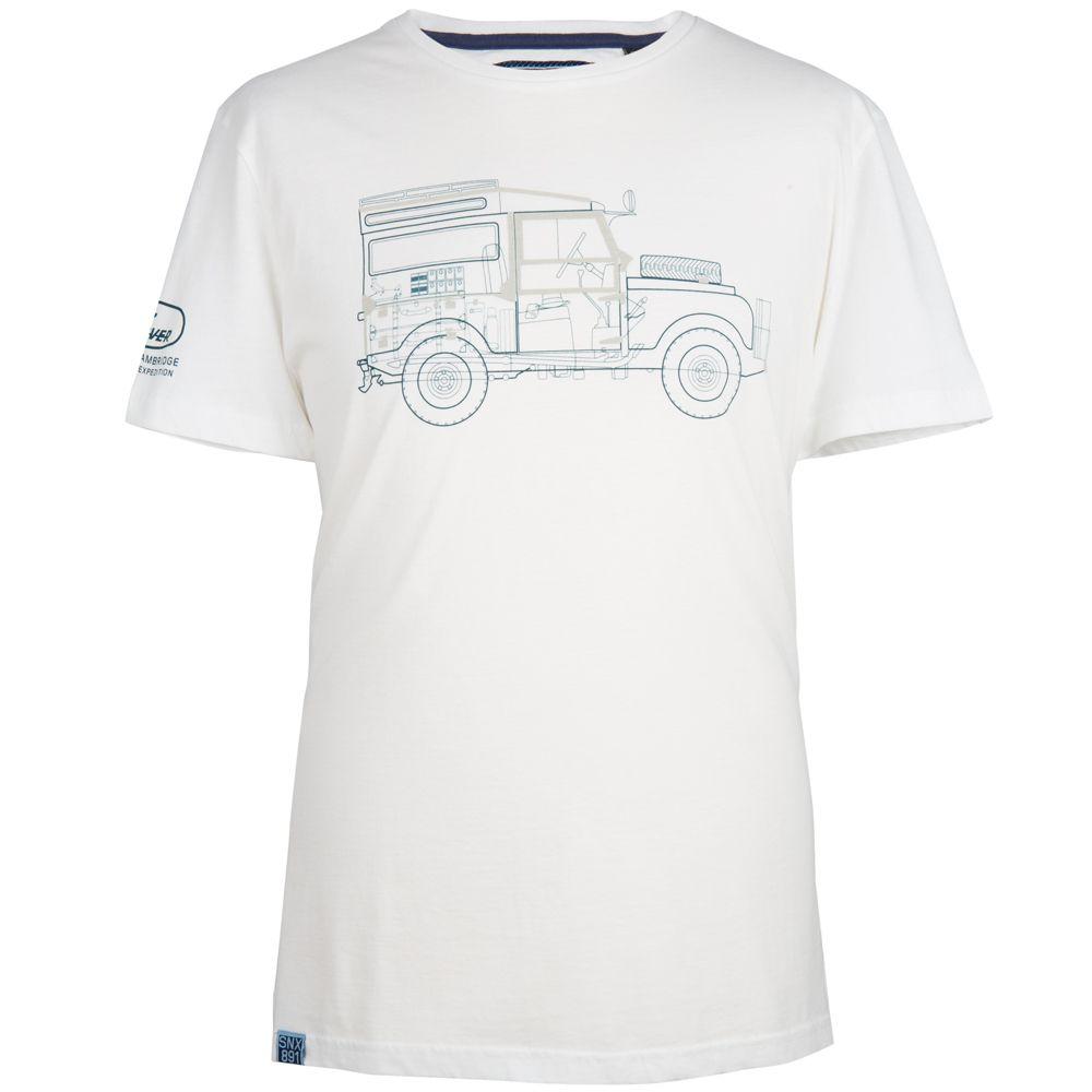 Men's Defender Graphic T-Shirt