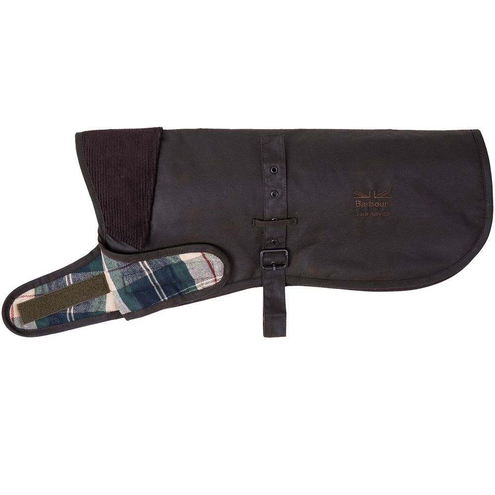 Barbour for Land Rover Dog Wax Jacket