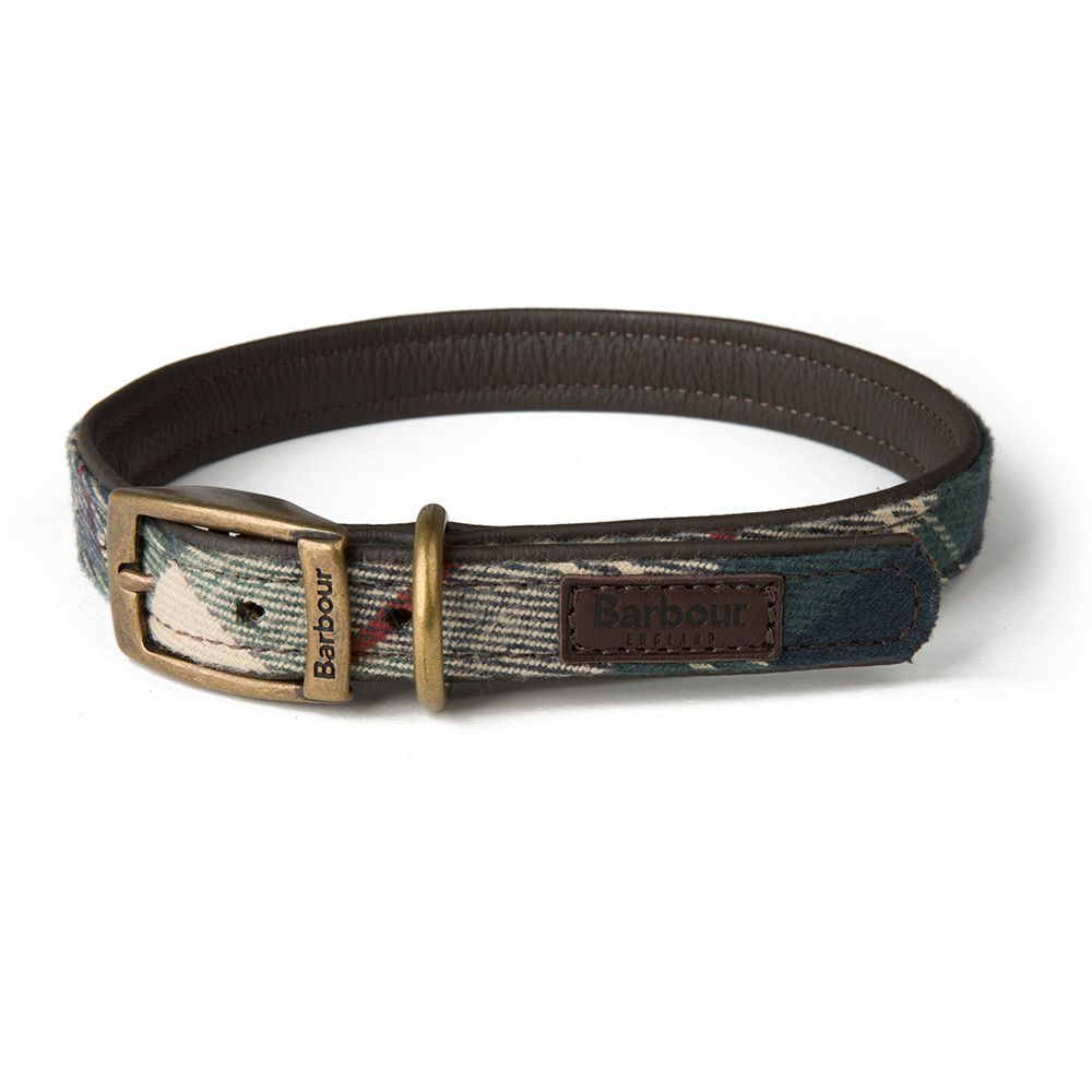 Barbour for Land Rover Dog Collar
