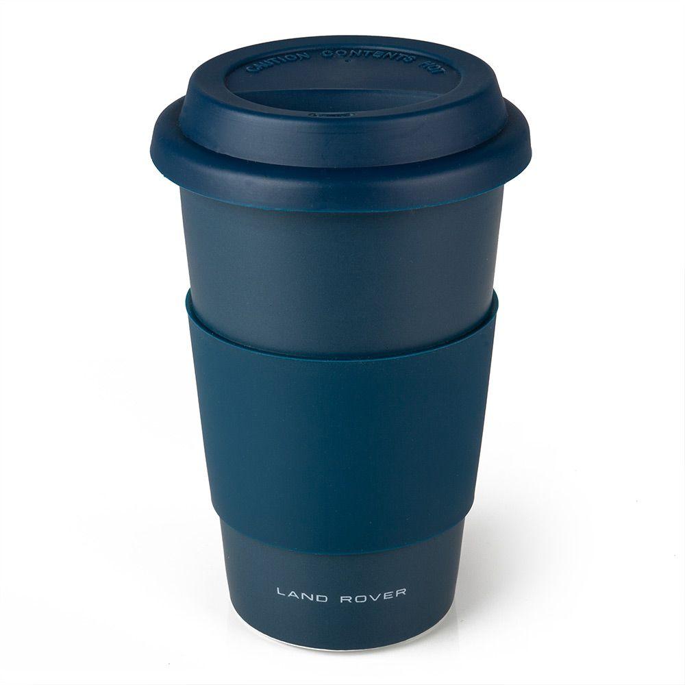 Matte Ceramic Travel Mug
