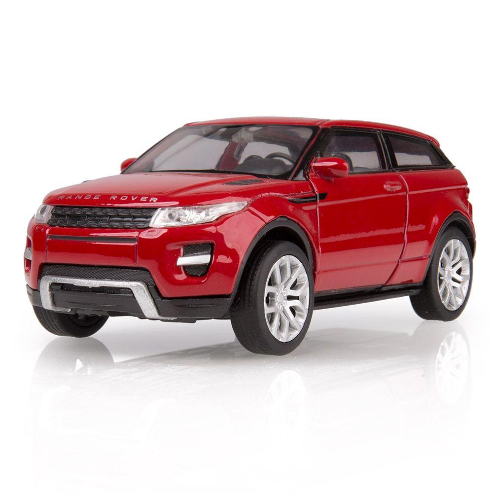 Range Rover Evoque 3 Door Pull Back 1:38 Scale Model