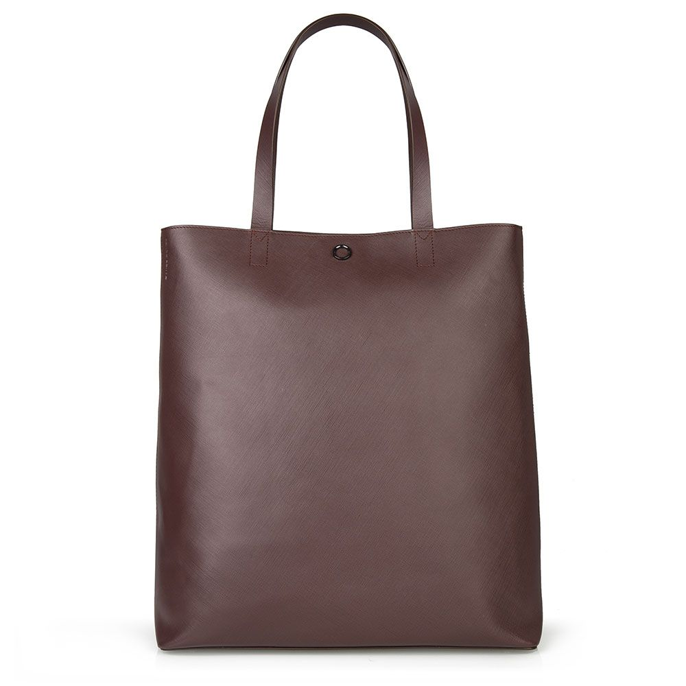Range Rover Leather Tote Bag