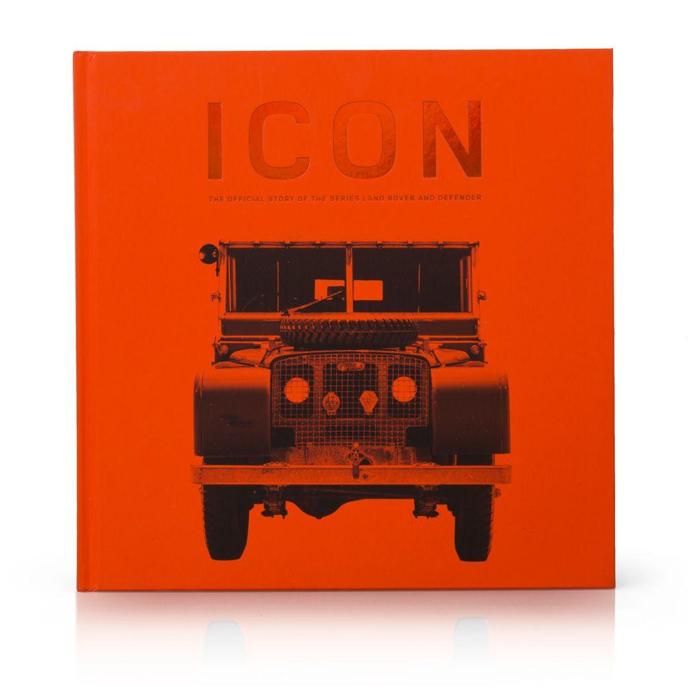 Icon - Official Land Rover Book