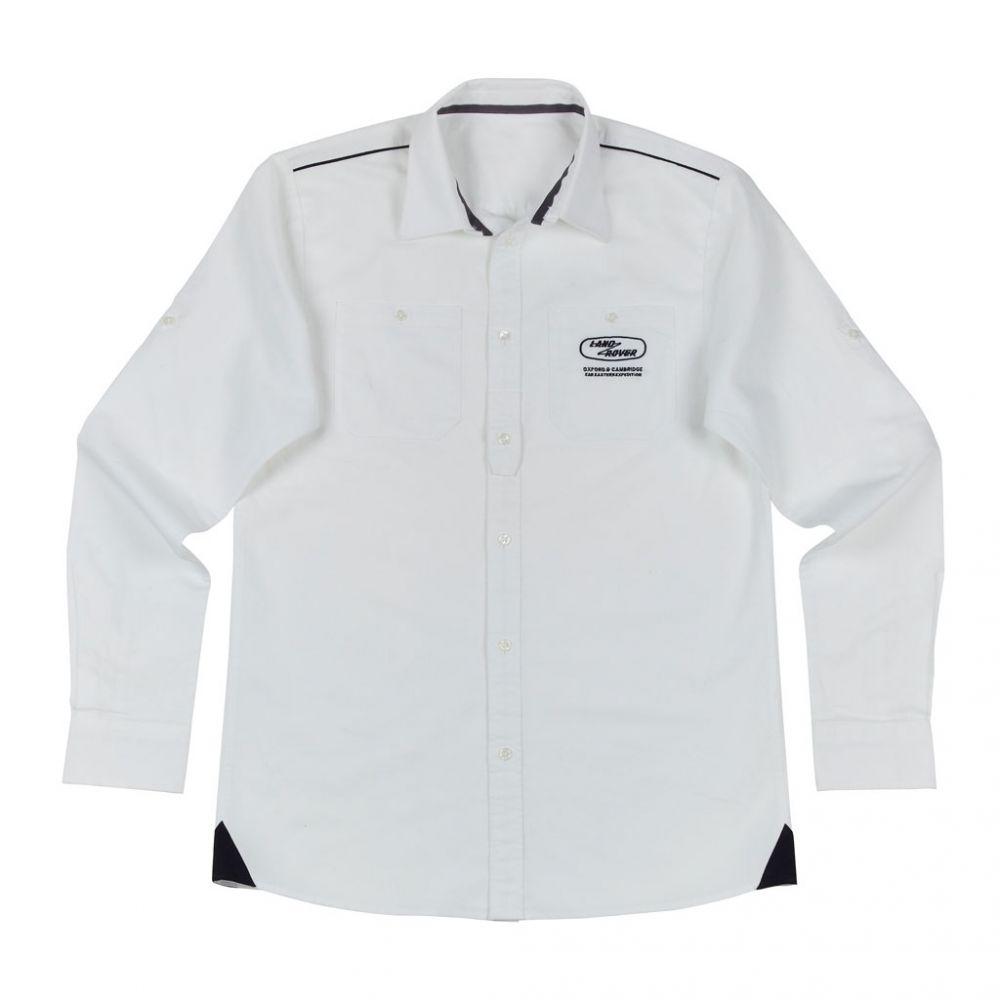 Men's Heritage Shirt - White