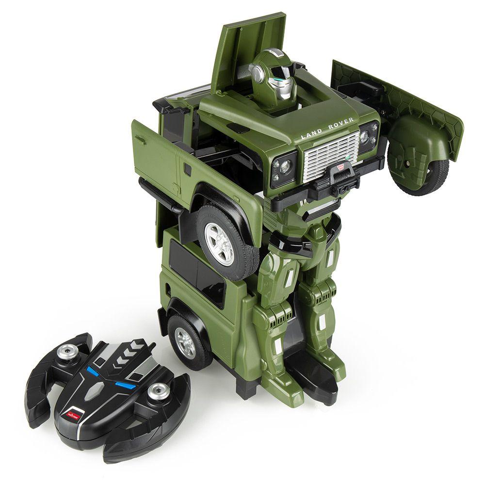 Transformable Defender 1:14 Remote Control Scale Model