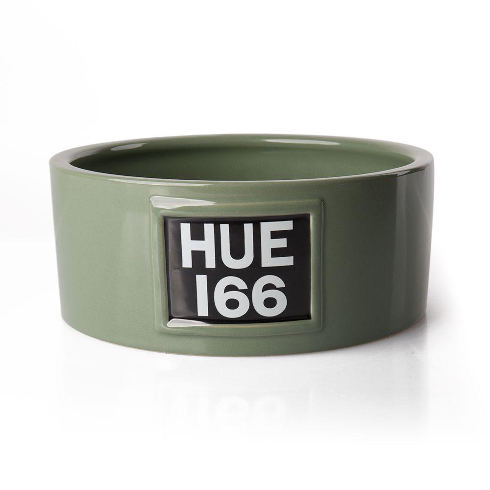 Hue Ceramic Dog Bowl - Large