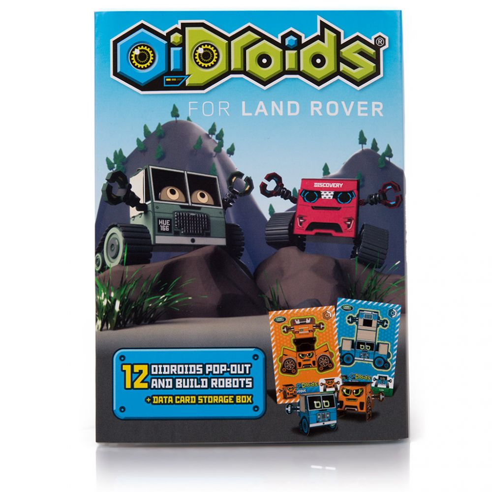 Oi-Droids 12 pack