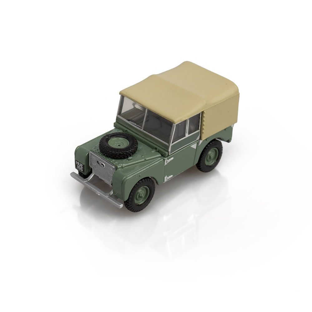Land Rover Series I Hue 1:76 Scale Model